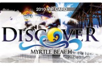 Discover Myrtle Beach VIP Card