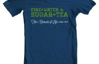 The Elements of Life Tea Shirt