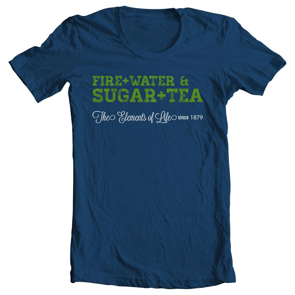 The Elements of Life Tea Shirt