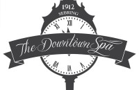 The Downtown Spa Sebring Fl Logo Design